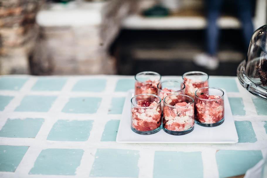 la famille fruit crumble marrakech local milk retreat