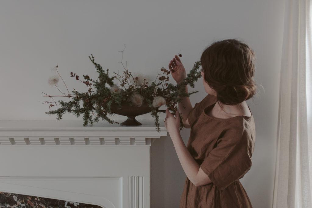 hyssop floral arranging