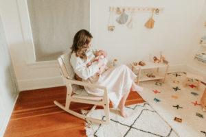tara hurst baby nursery tour