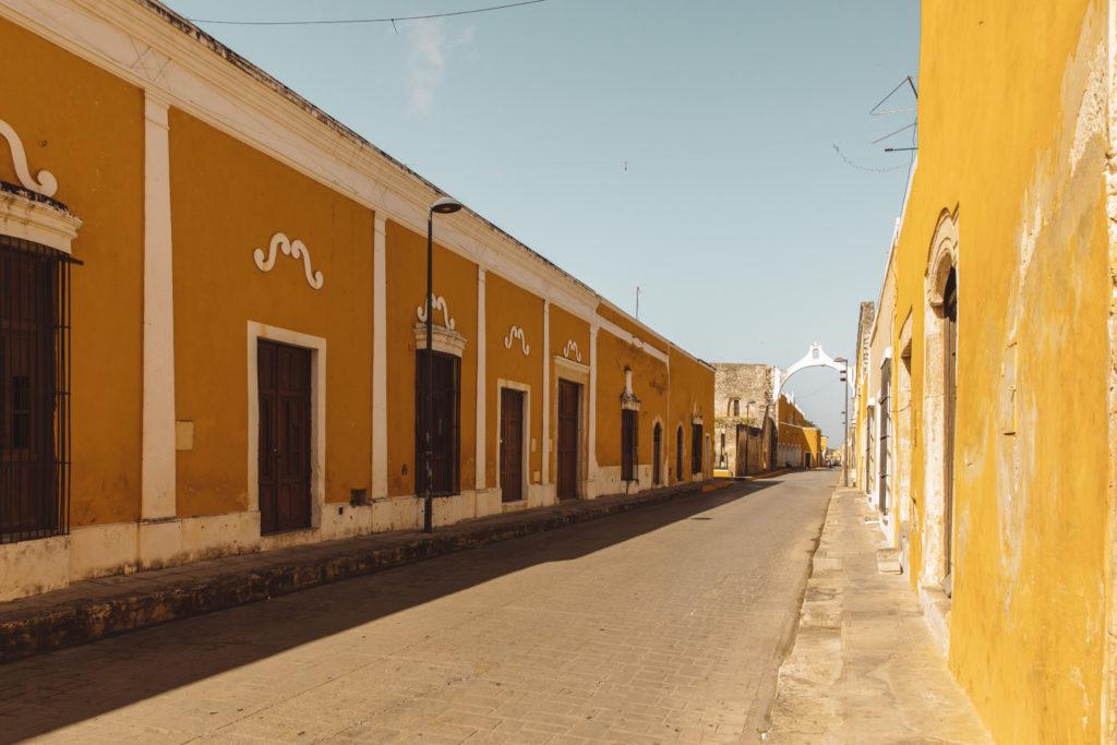 izamal mexico yucatan