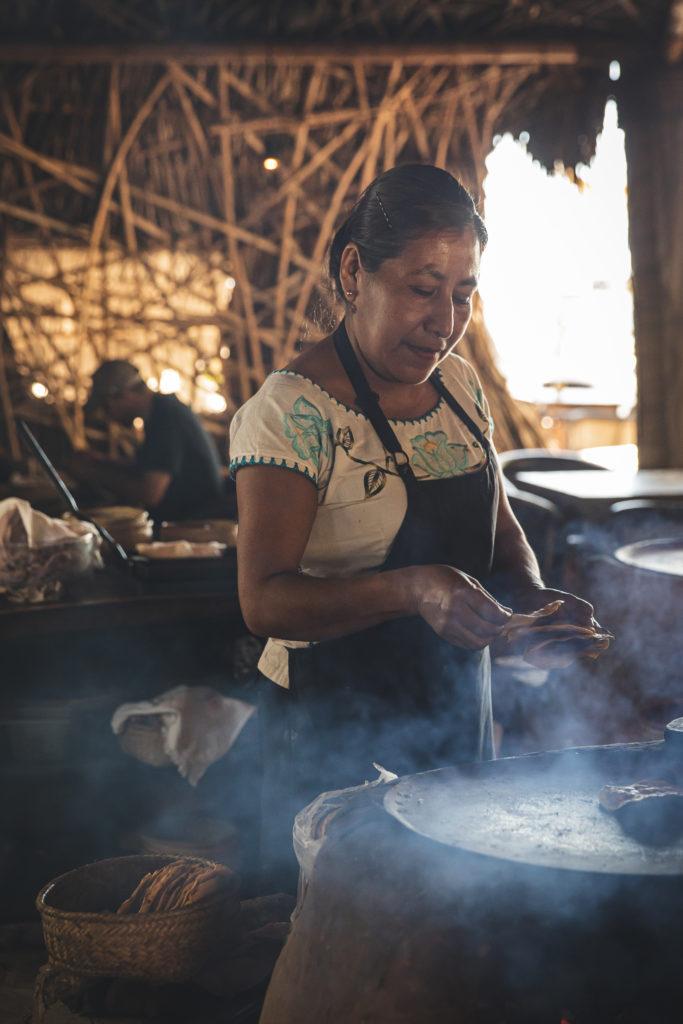 yucatan mexico sian a'an restaurant