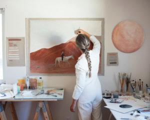 stella maria baer painting