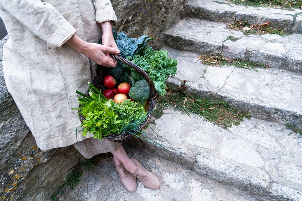 fresh produce self-care strategies